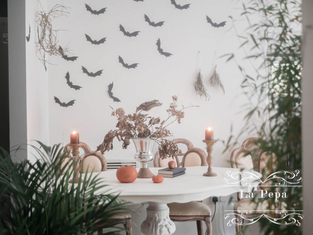 Simple and Low Waste Halloween
