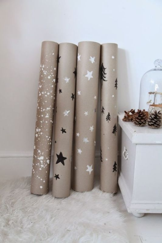 Eco Christmas | Eco-Friendly Gift Wrapping Ideas 2