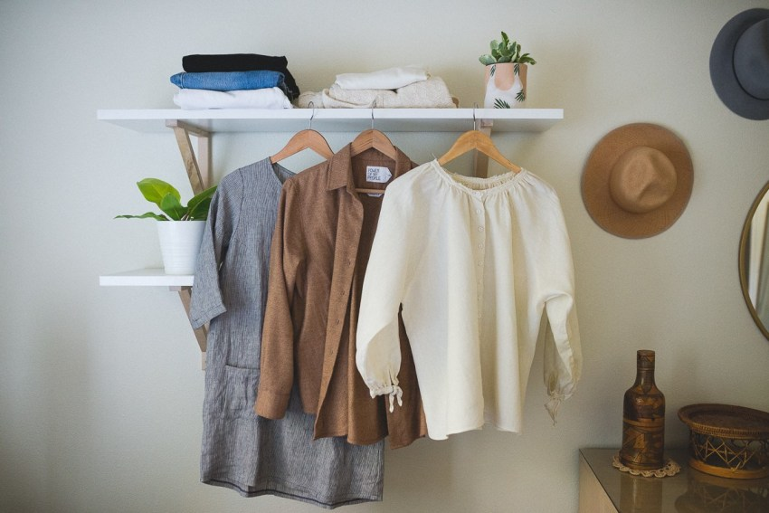 Minimal and Sustainable Wardrobe 12