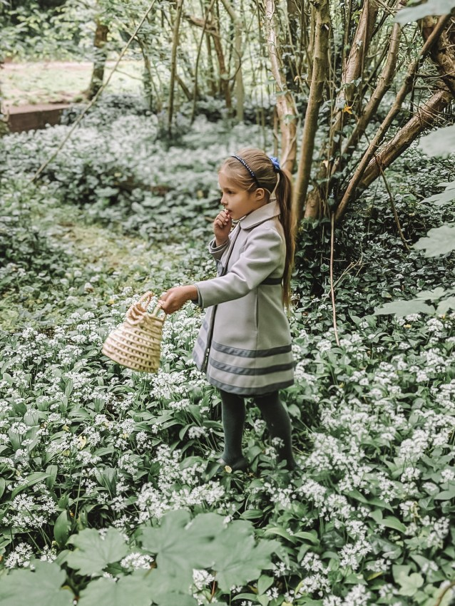 Eco Kitchen | Foraging Wild Garlic and Recipe ideas 3