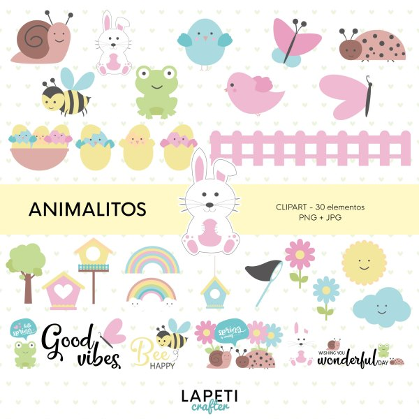 clipart animales