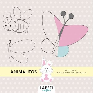 sello digital animal