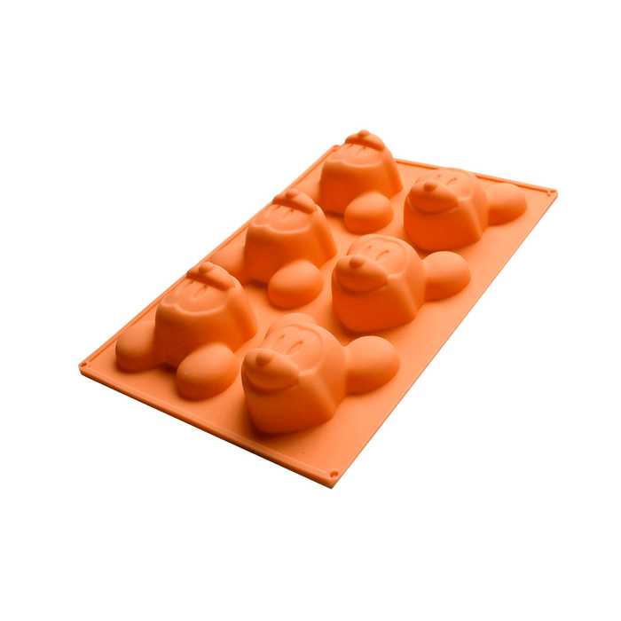 moule silicone mickey