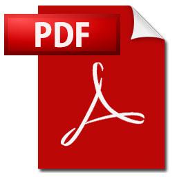 CGV au format PDF