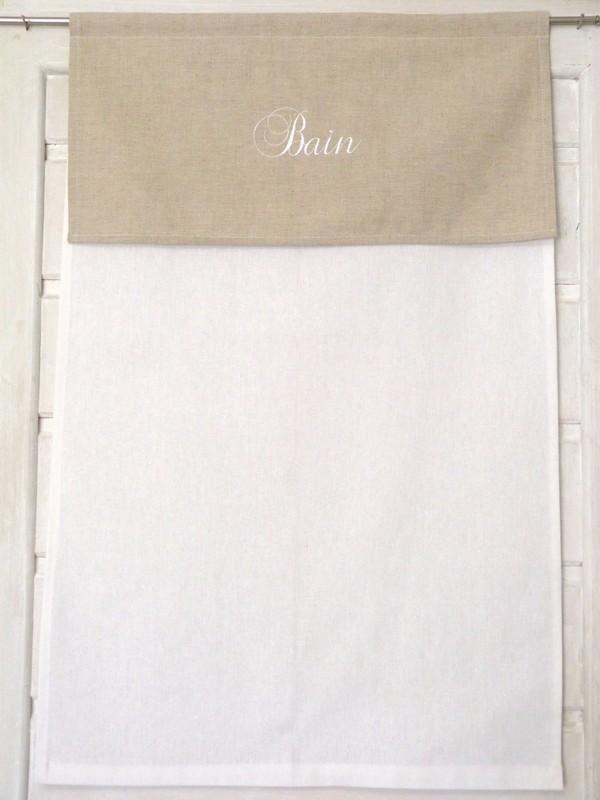rideau sous evier sur mesure rideau pour meuble lavabo