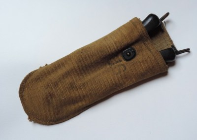 British Made Wire Cutters Pouch