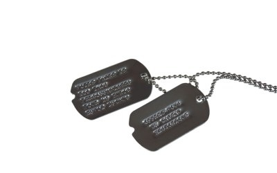 """Why """"Dog Tags""""?"""