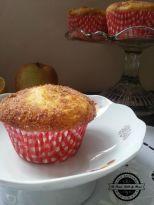 Muffini sa jabukama, limunom i cimetom