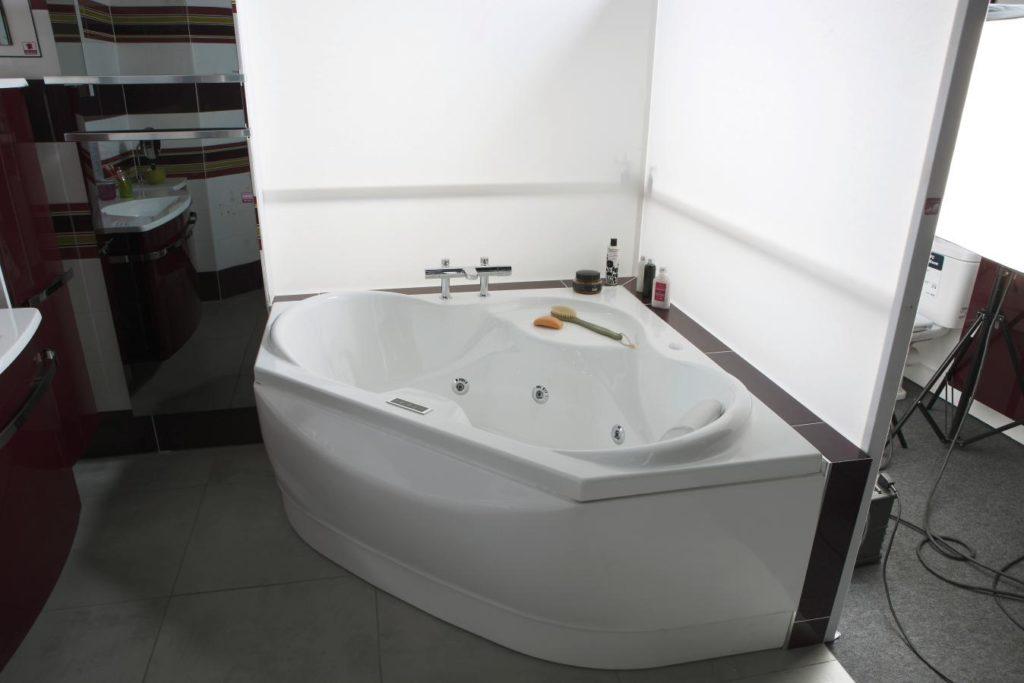 baignoire d angle lapeyre