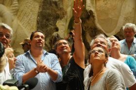 18-07-2015 les arcanes de la sculpture de Paora expliqué