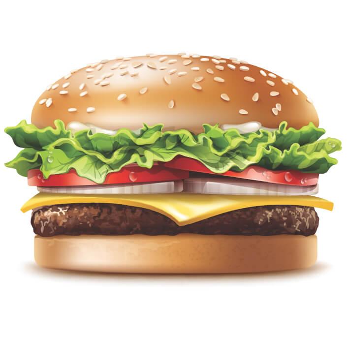 Burger La Plagne La Pierra Menta