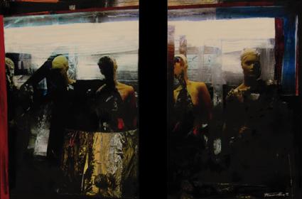 Risultati immagini per immagini in bianco e nero di porte socchiuse