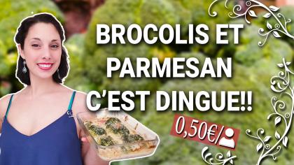 gratin de brocoli