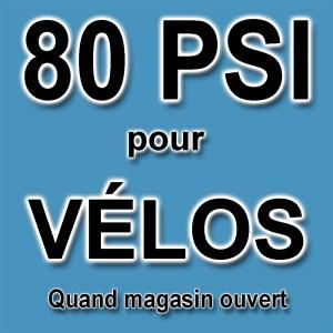 80PSI