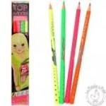 Crayons de couleurs néons - TOPModel