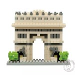 Nanoblock Arc de Triomphe Jeu de construction