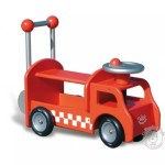 Camion porteur pompier - Vilac