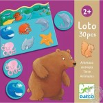 Loto des animaux 30 pièces - Djeco