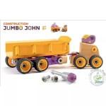Construction Zooblock Jumbo John - Djeco