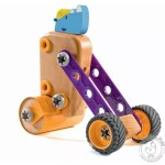 Construction Zooblock Rhino Roll - Djeco