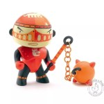 Figurine chevalier Arty Toys Redpower - Djeco