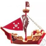 Bateau pirate - Ze pirat boat arty toys - Djeco