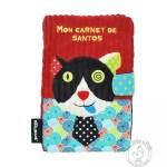 Protège Carnet de santé Charlos le chat - Les Déglingos