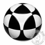 Sphère casse-tête Marusenko blanche et noir niveau 1