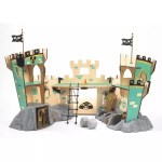 Castle on Ze Rock - Chateau Arty toys Djeco