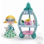 Colomba & Ze birdhouse Arty Toys princesse - Djeco