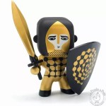 Figurine chevalier Arty Toys Golden knight - Djeco