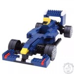 Nanoblock Formule 1 mini jeu de construction