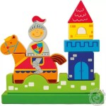 Puzzle magnétique le petit chevalier Ulysse