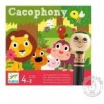 Cacophony Jeu Coopératif - Djeco