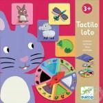 Tactilo loto animaux - Djeco
