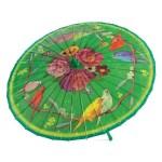 Parapluie vert Envol des Pivoines - Djeco