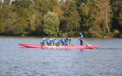 #Sport de nature 1/4 : Le dragon boat