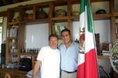 Rencontre – Miguel Quintana, fondateur du parc Xcaret sur la Riviera Maya…!