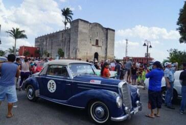 Du rêve au volant de belles autos dans un beau pays : le Mexique !