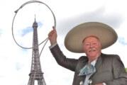 """Portrait – François Gouygou dit """"el Charro Frances"""" fête ses 50 ans de chanson mexicaine….(Videos)"""