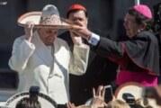"""Dossier – Visite du Pape au Mexique ! Des claques mais """"con Cariño"""" !"""
