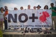 Plus de 100 journalistes ont été tués au Mexique depuis l'an 2000 !