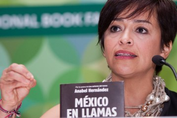 Dossier – Anabel Hernández versus l'Etat du Mexique !