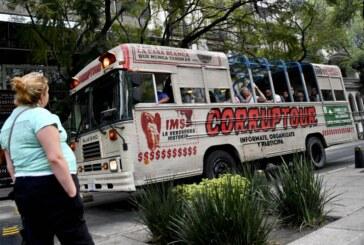 Insolite – À Mexico, le «Corruptour» fait fureur !