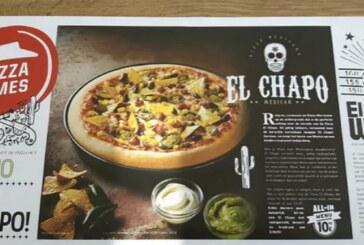 Insolite – Pizza Hut Belgique retire sa pizza 'El Chapo' !