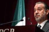 Le procureur général du Mexique Raul Cervantes démissionne !