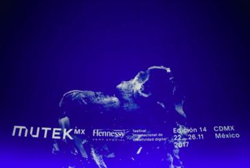 MUTEK.MX Mexico – FESTIVAL INTERNACIONAL DE CREATIVIDAD DIGITAL 14i ÉDITION
