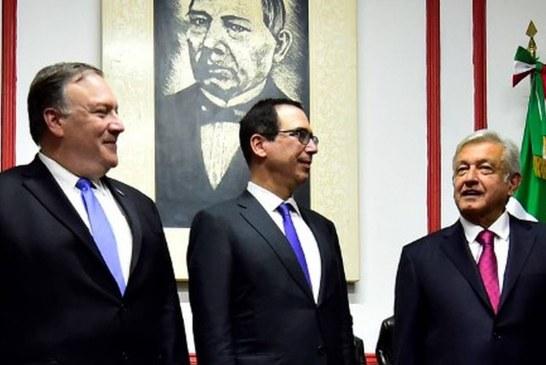 «AMLO» au quotidien – Mike Pompéo a rencontré le président élu Lopez Obrador !
