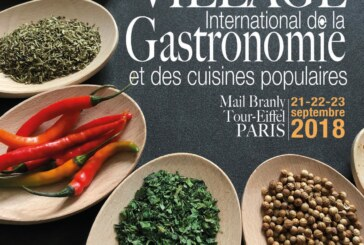 Paris – Le Mexique au Village International de la Gastronomie du 21 au 23 septembre !