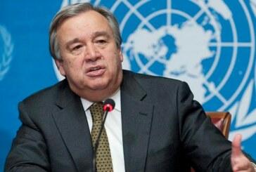 Écologie – L'appel catastrophé de l'ONU pour le climat… et les humains ! (Video)